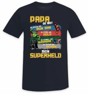 Papa - Du bist mein Superheld