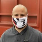 Gesichtsmaske Kundenbeispiel
