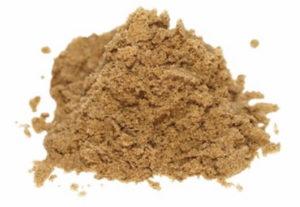 zand bodem voor hamsters