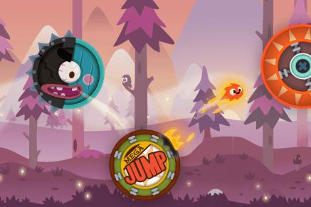 Pyro Jump Mountain World