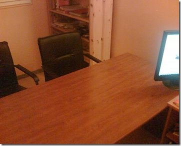 Secondary desk