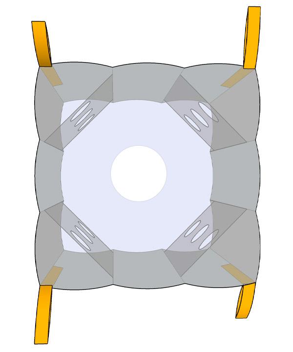 Big Bag 100x100x200cm DESABAG