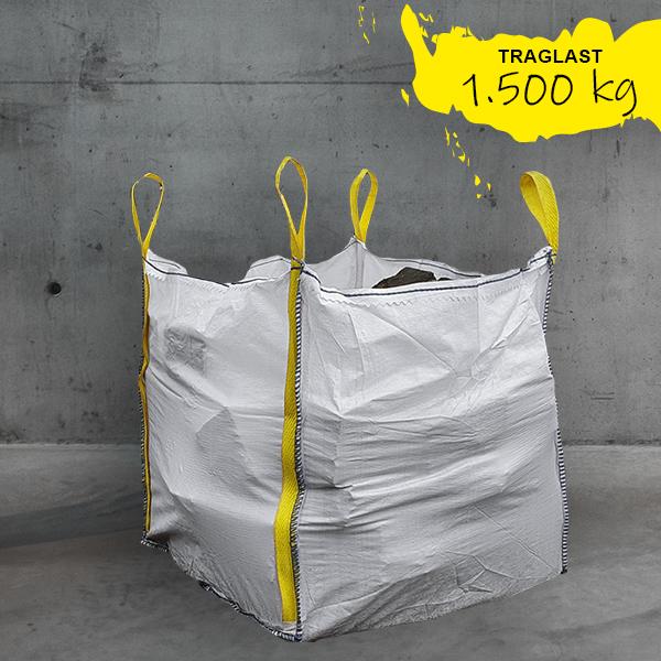 Big Bag Schüttgut,Bigbag für steine,Steinbag Traglast 1500kg,Schüttgutbag,bigbag schüttgut 90x90x90cm DESABAG