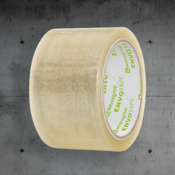 Qualitätspackband,Klebeband breit,Klebeband transparent,Envo Tape,Envo Tape 7400 DESABAG