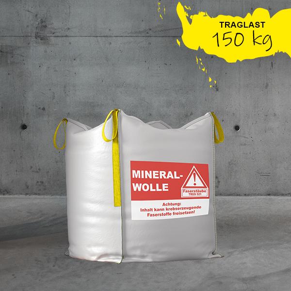 Big Bag Mineralwolle/KMF XL DESABAG