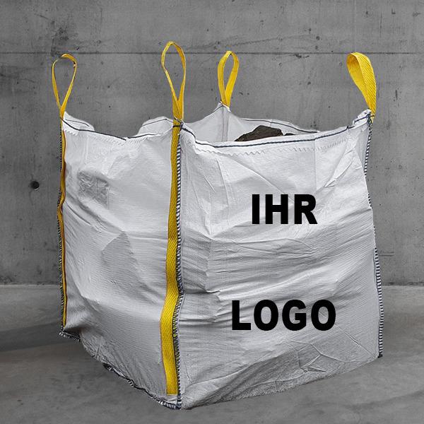 Customized Big Bags, Big Bag Konfigurator, Big Bag mit Logo, BigBag mit Logo DESABAG