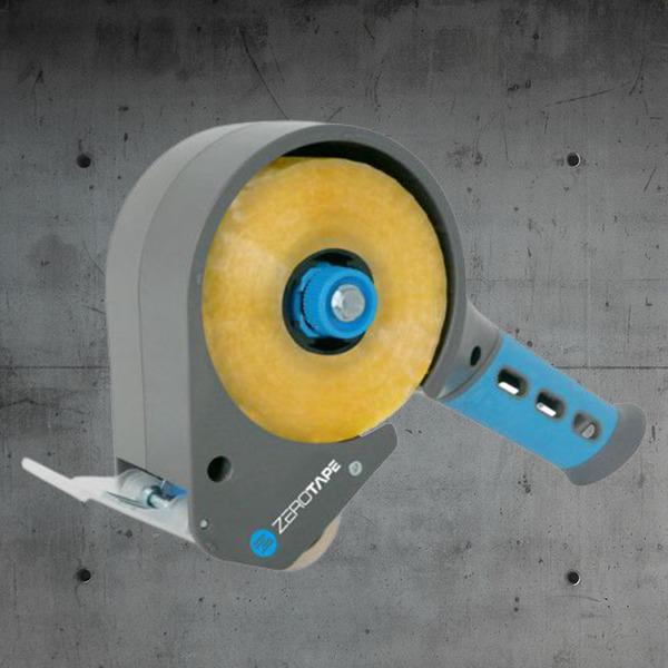 handabroller, handabroller klebeband, zero tape dispenser, klebebandabroller DESABAG