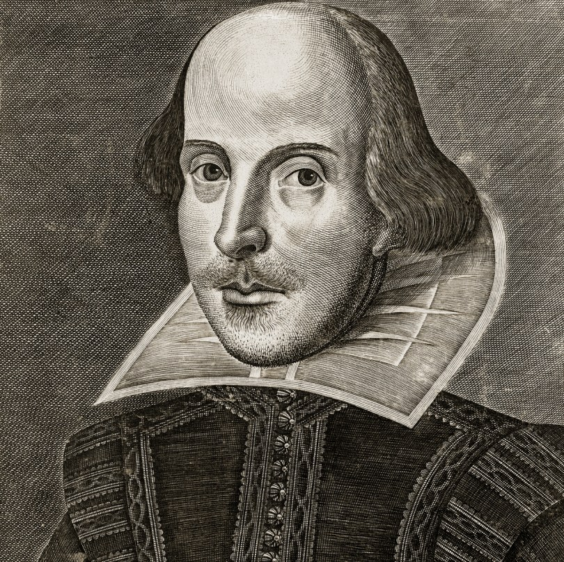 william shakespeare real face revealed