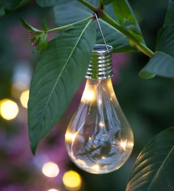 Luces de energía