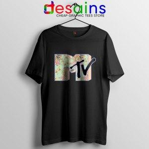 MTV Entertainment T Shirt Merch Logo