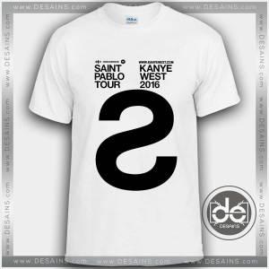 Buy Tshirt Saint Pablo Tour Kanye West Tshirt mens Tshirt womens Size S-3XL