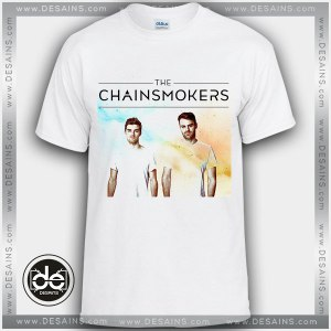 Buy Tshirt The Chainsmokers Cover 2017 Tshirt mens Tshirt womens
