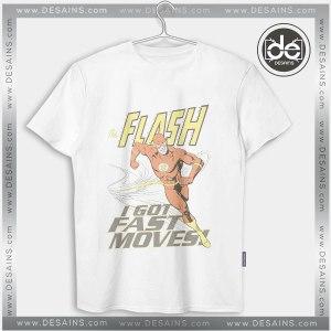 Buy Tshirt The Flash Fast Moves Tshirt mens Tshirt womens