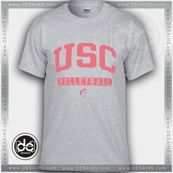 Buy Tshirt USC Volley Ball Custom Tshirt mens Tshirt womens