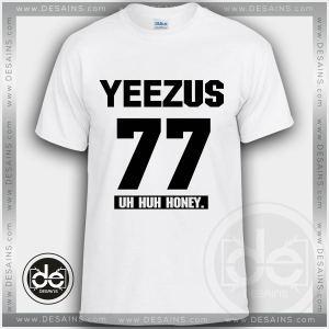 Buy Tshirt Yeezus Kanye West Birthday Number Kanye Tees Custom Tshirts