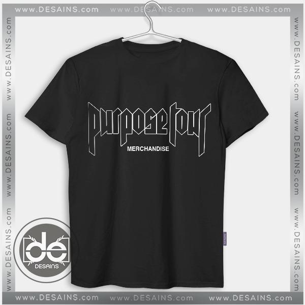 Buy Tshirt Purpose tour merchandise Bieber Tshirt Womens Tshirt Mens