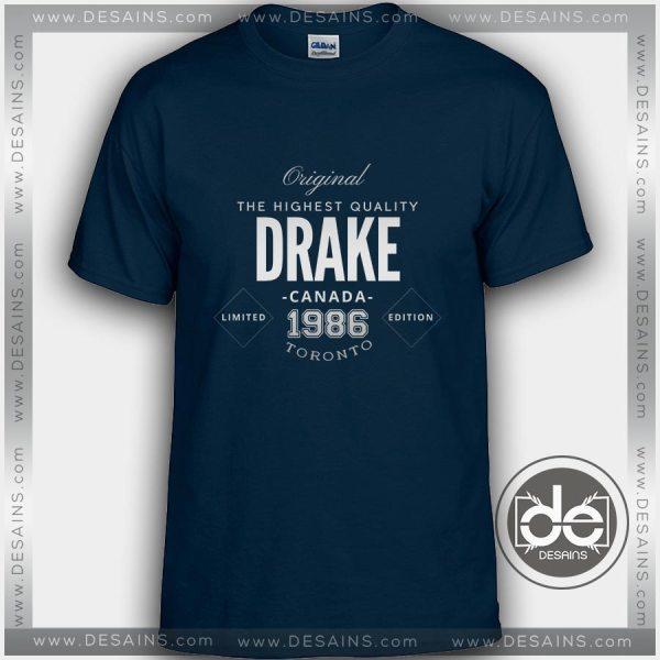Buy Tshirt Drake Toronto Canada Tshirt mens Tshirt womens Tees Size S-3XL
