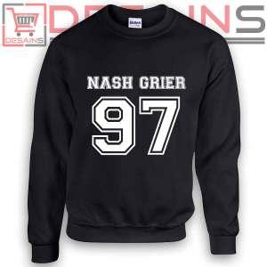 Buy Sweatshirt Nash Grier 97 Sweater Womens and Sweater Mens