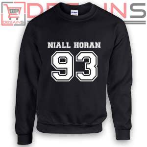 Buy Sweatshirt Niall Horan 93 Sweater Womens and Sweater Mens