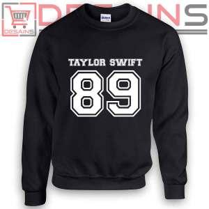 Sweatshirt Taylor Swift 1989 Birthday Sweater Womens and Sweater Mens