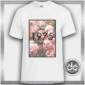 Tshirt The 1975 Rose Cover Tshirt mens Tshirt womens Tees Size S-3XL