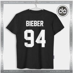 Buy Tshirt Justin Bieber 94 Tshirt mens Tshirt womens Tees size S-3XL