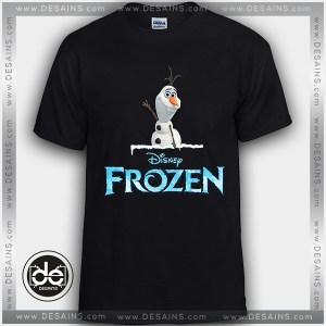 Buy Tshirt Disney Frozen Olaf Tshirt Kids Youth and Adult Tshirt Custom