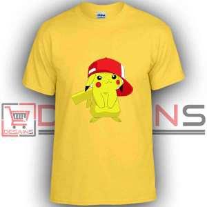 Buy Tshirt Pokemon Go Pikachu Tshirt Kids and Adult Tshirt Custom