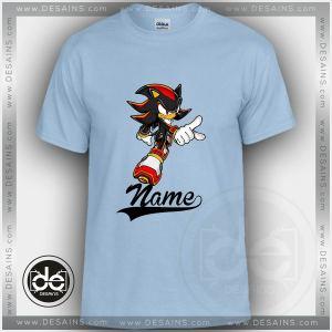 Buy Tshirt Sonic Dash In Black Tshirt Kids Youth and Adult Tshirt Custom