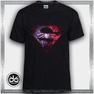 Buy Tshirt Spiderman Vs Superman Tshirt Kids Youth and Adult Tshirt Custom