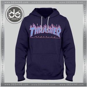 Buy Hoodies Thrasher Magazine Blue Hoodie Mens Hoodie Womens Adult Unisex
