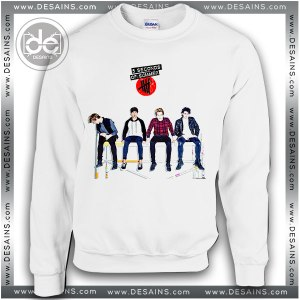Buy Sweatshirt 5 Seconds of Summer Rock band Sweater Womens and Sweater Mens