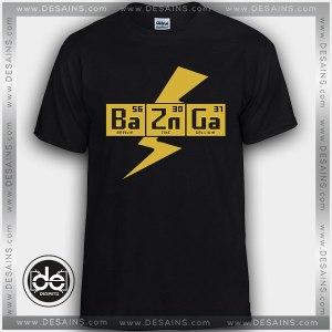 Buy Tshirt Big Bang Theory BAZINGA Tshirt Womens Tshirt Mens Tees Size S-3XL