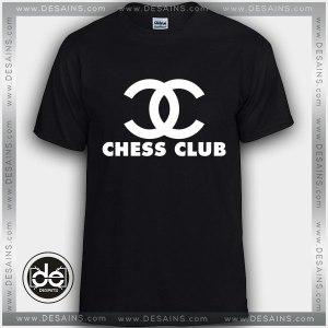 Buy Tshirt Chess Club Chanel Tshirt Womens Tshirt Mens Tees Size S-3XL