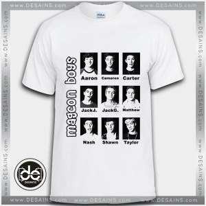 Buy Tshirt Magcon Boys Collage Cover Tshirt Womens Tshirt Mens Tees Size S-3XL