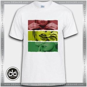 Buy Tshirt Rasta girl Tshirt Womens Tshirt Mens Tees Size S-3XL