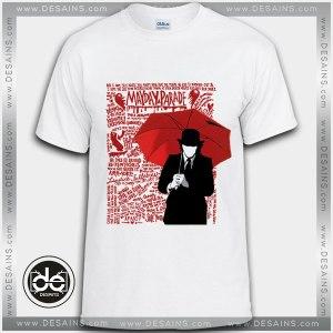 Buy Tshirt Mayday Parade Umbrella Guy Tshirt Womens Tshirt Mens Tees Size S-3XL