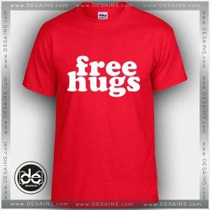 Buy Tshirt Free Hugs Campaign Tshirt Womens Tshirt Mens Tees Size S-3XL