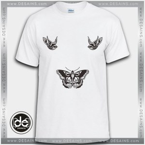 Buy Tshirt Harry Styles Oddly Large Butterfly Tshirt Womens Tshirt Mens Tees Size S-3XL
