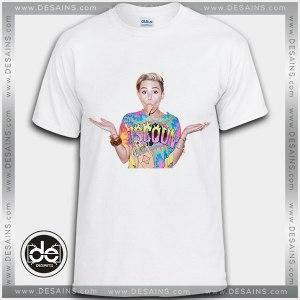 Buy Tshirt Miley Cyrus Ice Cream Freeze Tshirt Womens Tshirt Mens Tees size S-3XL