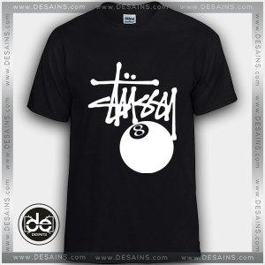 Buy Tshirt Stussy 8 Ball Tshirt Womens Tshirt Mens Tees Size S-3XL