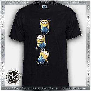 Buy Tshirt 3 Minions Fun Poster Tshirt Kids Youth and Adult Tshirt Custom