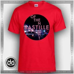 Buy Tshirt Bastille Of The Night Tshirt Womens Tshirt Mens Tees Size S-3XL