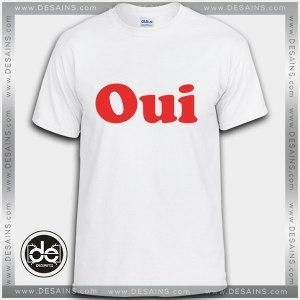 Buy Tshirt Jeremih oui Tshirt Womens Tshirt Mens Tees Size S-3XL