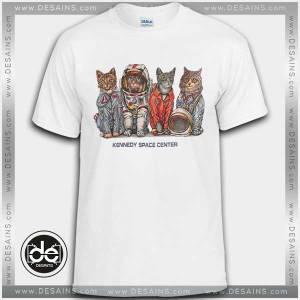 Buy Tshirt Cat Kennedy Space Center Tshirt Womens Tshirt Mens Tees Size S-3XL