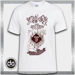 Buy Tshirt Marauder's Map Harry Potter Tshirt Womens Tshirt Mens Tees Size S-3XL