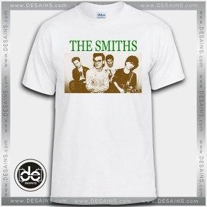 Buy Tshirt The Smiths Rock band Tshirt Womens Tshirt Mens Tees Size S-3XL