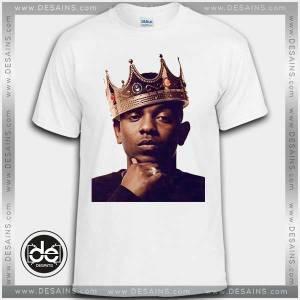 Buy Tshirt Kendrick Lamar King Tshirt Womens Tshirt Mens Tees Size S-3XL