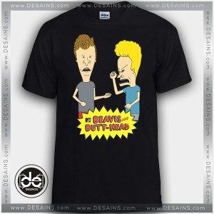 Buy Tshirt Beavis and Butt-Head Tshirt Print Womens Mens Size S-3XL