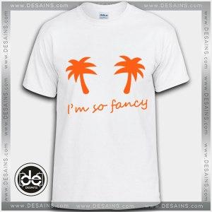 Buy Tshirt Iggy Azalea Coconut Trees i'm so fancy Tshirt Womens Tshirt Mens Size S-3XL